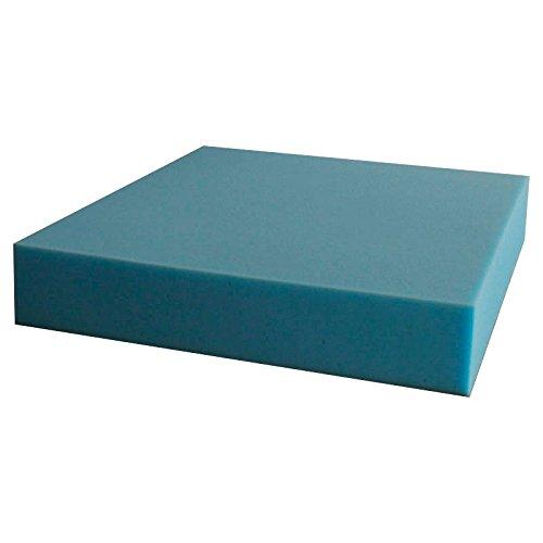 Pieza de Espuma a Medida 60 x 120 x 10 cm - Densidad 25 kg/m