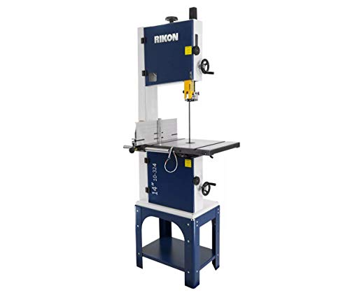 RIKON Power Tools 10-324 Open Stand Band saw review