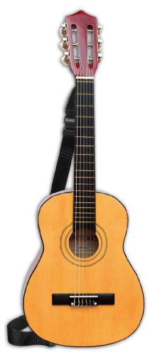 Guitarra clásica de madera talla 1/2 para niños