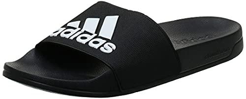 adidas Adilette Shower, Chanclas para Hombre, Negro (Core Black/Footwear White/Core Black 0), 42 EU