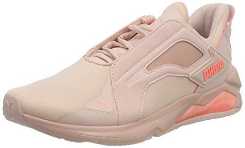 PUMA LQDCELL Method Pearl WN'S, Zapatillas de Gimnasio Mujer, Naranja (Peachskin/Nrgy Peach), 41 EU