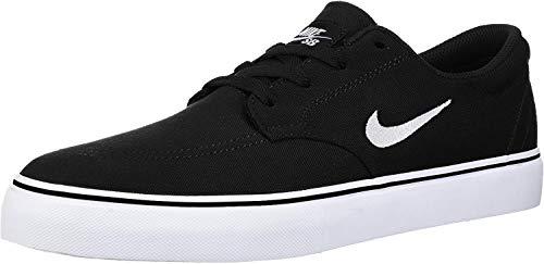 Nike Men's SB Clutch Skate Shoe, Dark Grey/Black/White/Gum Light Brown, 7 D US