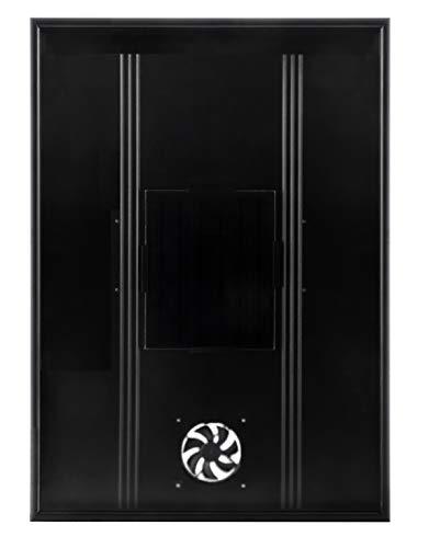 Nakoair Réchauffeur d'air solaire collecteur OS20 520W Conditionneur Ventilateur d'extraction Sécheur Panneau de chauffage d'espace Déshumidificateur Ventilation Pompe à chaleur