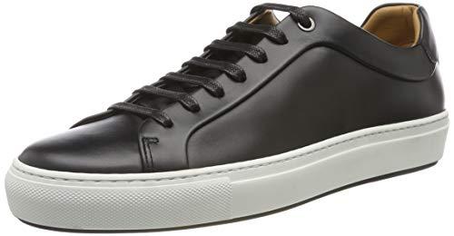 BOSS Mirage_Tenn_BU, Zapatillas Hombre, Negro (Black 002), 43 EU