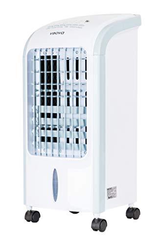 Air Cooler ECO Climatiseur mobile avec fonction déshumidification   3 en 1 – Refroidisseur, déshumidificateur et purificateur d'air   Climatiseur mobile avec minuteur & télécommande
