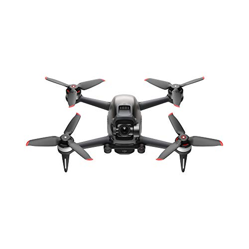 Product Image 4: DJI FPV Combo - First-Person View Drone UAV Quadcopter with 4K Camera, S Flight Mode, Super-Wide 150° FOV, HD Low-Latency Transmission, Emergency Brake and Hover, Gray