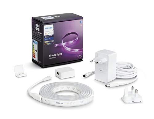 Philips Hue Lightstrip Plus 2m Basis White & Col. Amb. 1600lm