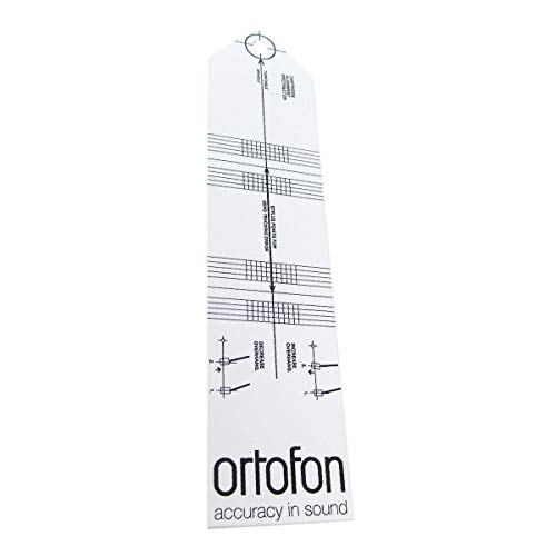Ortofon SME-Schablone Überhangschablone
