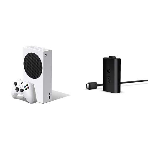 Xbox Series S 512GB + Xbox Play & Charge Kit M