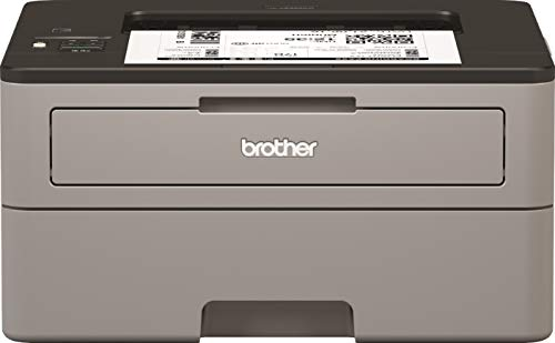 Brother HLL2350DW Stampante Laser Monocromatica, Velocit 30 ppm, Duplex in Stampa, Toner in...
