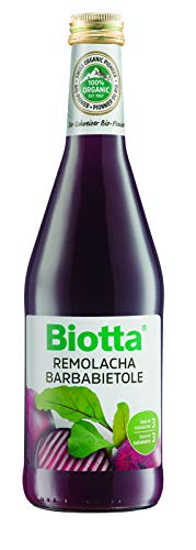 Biotta® Remolacha   Zumo puro sin diluir, 100% BIO   500 ml