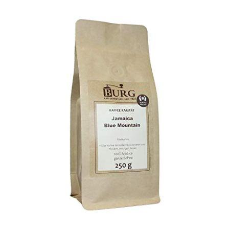 BURG Jamaica Blue Mountain Kaffee 250g