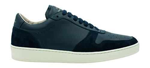 Zespà Herren Sneaker ZSP23 Nappa Navy - 42