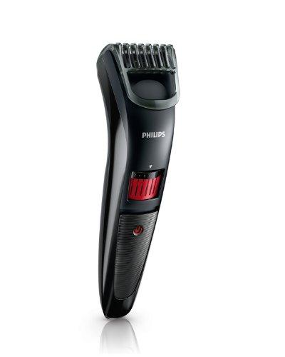 Philips Rifinitore per peli corti e barba QT4005/15, black