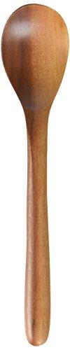 カワイ スプーン 『天然木のカトラリー』 サオネオスプーン 小 078588