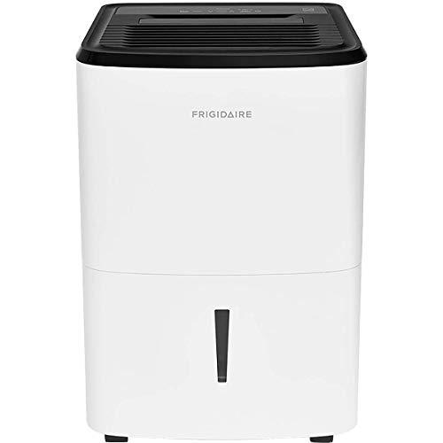 Frigidaire FFAD5033W1 High Humidity 50 Pint Capacity Dehumidifier
