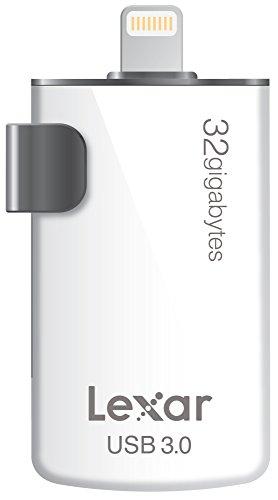 Lexar JumpDrive M20i Lightning/USB 3.0 Flash...