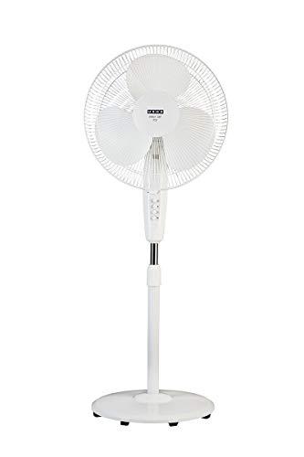 Usha Mist Air Icy 400mm Pedestal Fan (White)