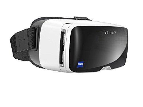 ZEISS VR ONE Plus - Gafas de realidad virtual para teléfonos inteligentes - Películas de 360 grados Juegos de fotos Realidad aumentada