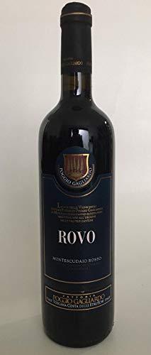 Poggio Gagliardo - Montescudaio Rosso DOC'Rovo' 2003 0,75 lt.
