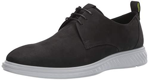 ECCO ST.1HYBRIDLITE, Zapatos de Cordones Derby Hombre, Negro (Black 2001), 48 EU