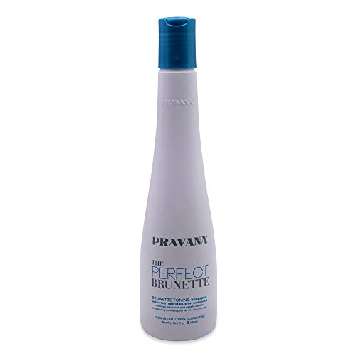 Pravana The Perfect Brunette Toning Shampoo,...