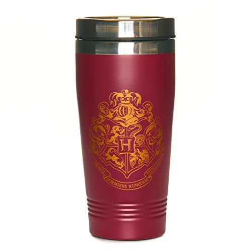 Harry Potter PP4256HPV2 Paladone Harry Potter Hogwarts Reisebecher - Pendlerkaffeetasse