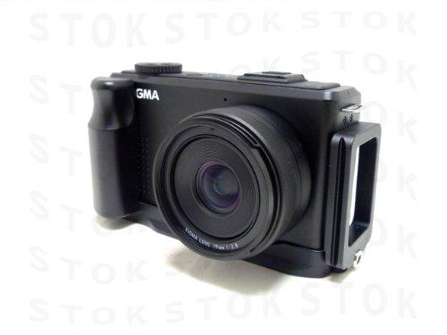 Sigma DP1 DP2 DP3 Merrill 専用 アルカスイス互換L型ブラケット カメラグリップ LB-DPXM