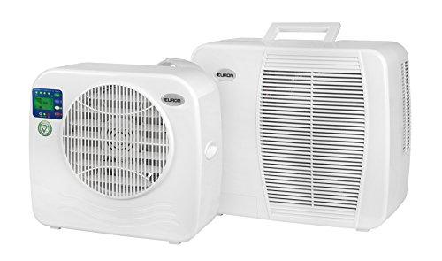 Euromac AC2400 EUROM AC2400 Klimaanlage Split Klimagerät für Wohnwagen Caravan Wohnmobil...