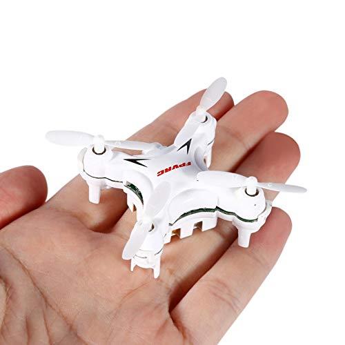 itYukiko FPVRC Q7 4-axle 4Ch 6 Axis Gyro RC Nano Quadcopter Mini Pocket Drone 3D Flip