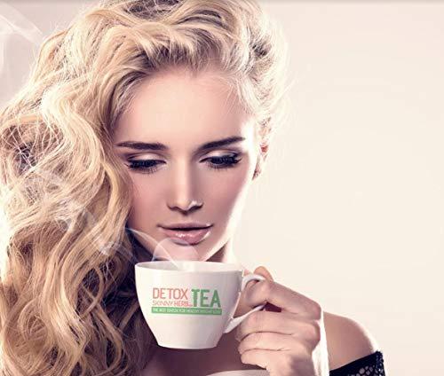 14 Days Teatox: Detox Skinny Herb Tea - Detox Skinny Herb Tea - Effective Detox Tea, Support Natural Weight Loss Tea, 100% NATURAL 3
