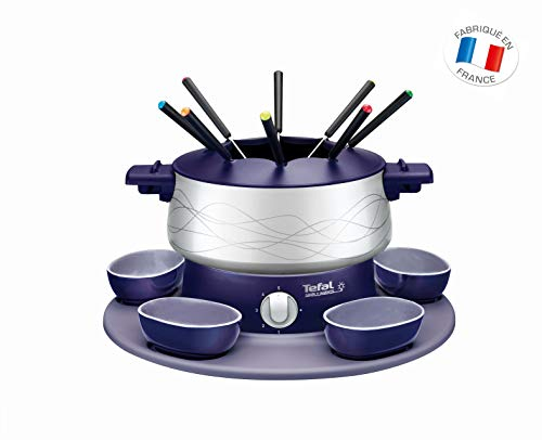 Tefal EF3514 fondue, gourmet& padella
