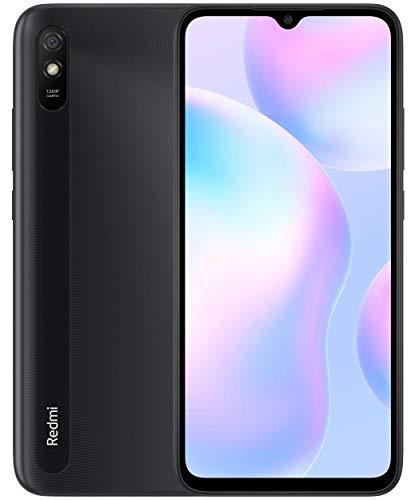 Xiaomi Redmi 9A - Smartphone 32GB, 2GB RAM, Dual Sim, Gris