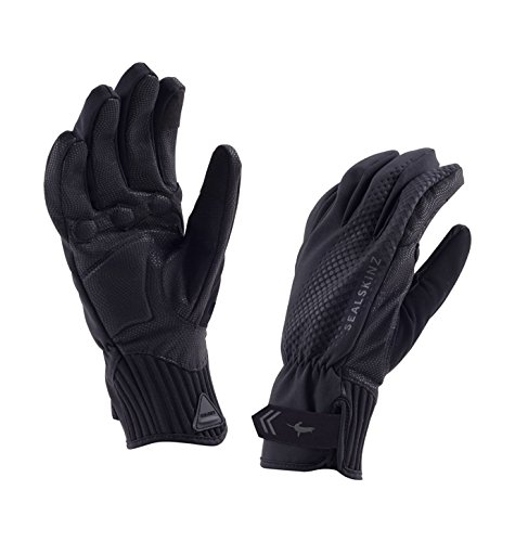 SEALSKINZ Waterproof All Weather Cycle Glove,...