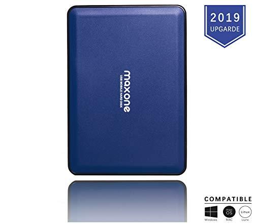 Hard Disk Esterno Portatile da 2,5'da 320GB USB3.0 HDD Storage per PC, Mac, Desktop, Laptop,...