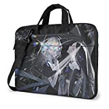 15.6″Durable Hombro Mensajero Bolsa maletín PC Tierra de lo Brillante Moda Impermeable Ordenador Portátil/portátil/Tablets