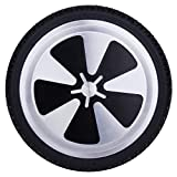 Hoverboard SAFEST Tire Rim Wheel Engine Replacement Part Power Self Balancing LED Electric Skateboard Hover Board Electric Scooter hub Fix Your not Working Motor Easy DIY Repair