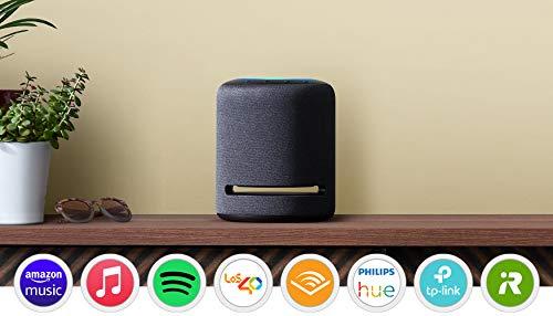 Echo Studio - Altavoz inteligente con sonido de alta fidelidad y...