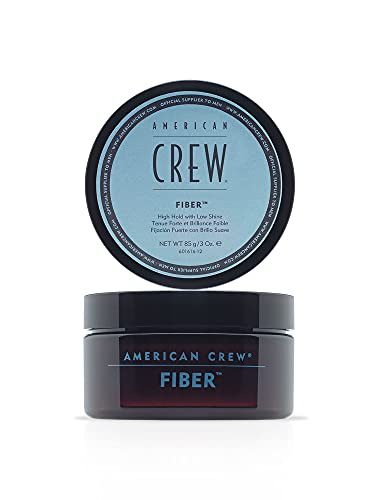 American Crew Fiber, 3 oz, Strong Pliable Hold with Low Shine