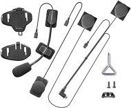 Cellularline - Kit de Audio con 2 micrófonos para intercomunicador Deporte/Paseo/Urbano