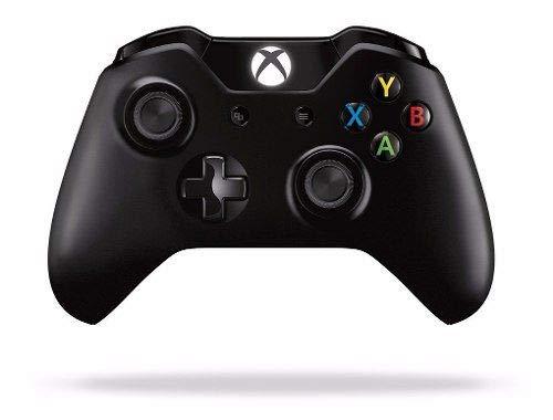 Controle Sem Fio Bluetooth Preto Xbox One S com conector P2 - Microsoft