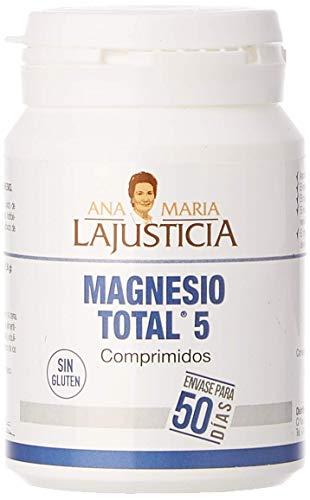 Ana Maria Lajusticia - Magnesio total 5 – 100 comp. Dismin