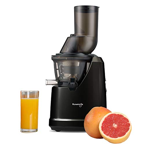 Kuvings B1700 Professional Cold Press Whole Slow Juicer, Powerful 240 Watts Motor, Patented JMCS...