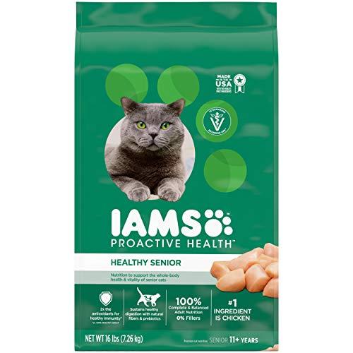 IAMS-PROACTIVE-HEALTH-HEALTHY-SENIOR-Dry-Mature-Cat-Food-with-Chicken-Cat-Kibble-16-lb-Bag