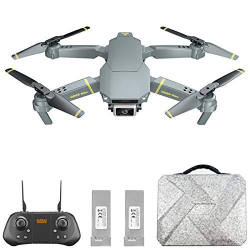Keifen Drone GD89 Max con Fotocamera Mini Drone 6K GPS RC Quadcopter con 15 Minuti di Volo Tempo di Volo Regolabile a 90 Gimbal Rilevamento Ostacoli Gesto Foto Video Surround a Punto Fisso modalit