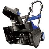 Snow Joe SJ619E Electric Single Stage Snow Thrower | 18-Inch | 14.5 Amp Motor | LED Lights