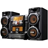 Sony LBT-ZX66i iPod-Ready Mini Shelf System (Discontinued by Manufacturer)