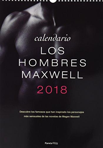 Calendario. Los Hombres Maxwell. 2018