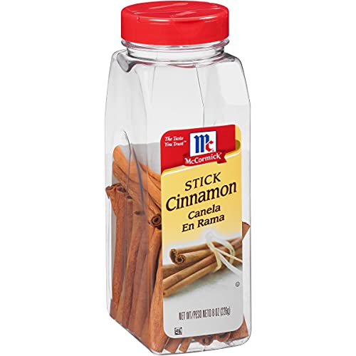 McCormick Cinnamon Sticks, 8 Ounce (Pack of 1)