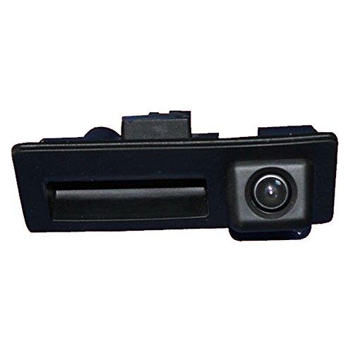 Navinio Auto Telecamera posteriore Fotocamera di retromarcia impermeabile per la visione notturna del bagagliaio per Audi A4 A6 A6L S5 Q3 Q5/ VW Passat Tiguan Golf Passat Jetta Touran Touareg